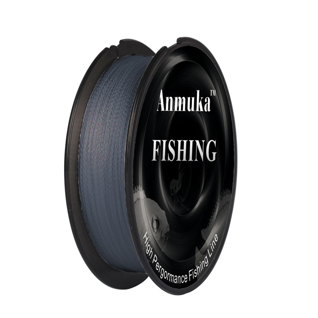 PE 4 Braided Zero Stretch 100m Fishing Line