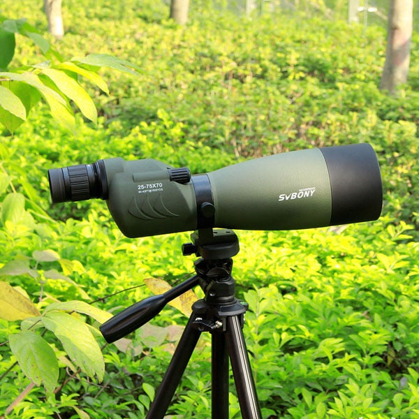 SVBONY  25-75x70 Zoom Spotting Scope