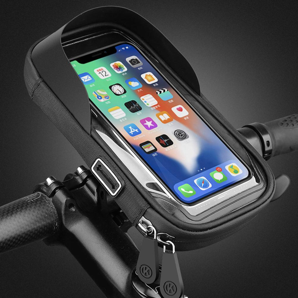 Bicycle Dust-proof Waterproof Case Holder For Outdoor Equipment