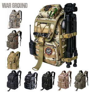 WAR GROUND 40L tactical Backpack