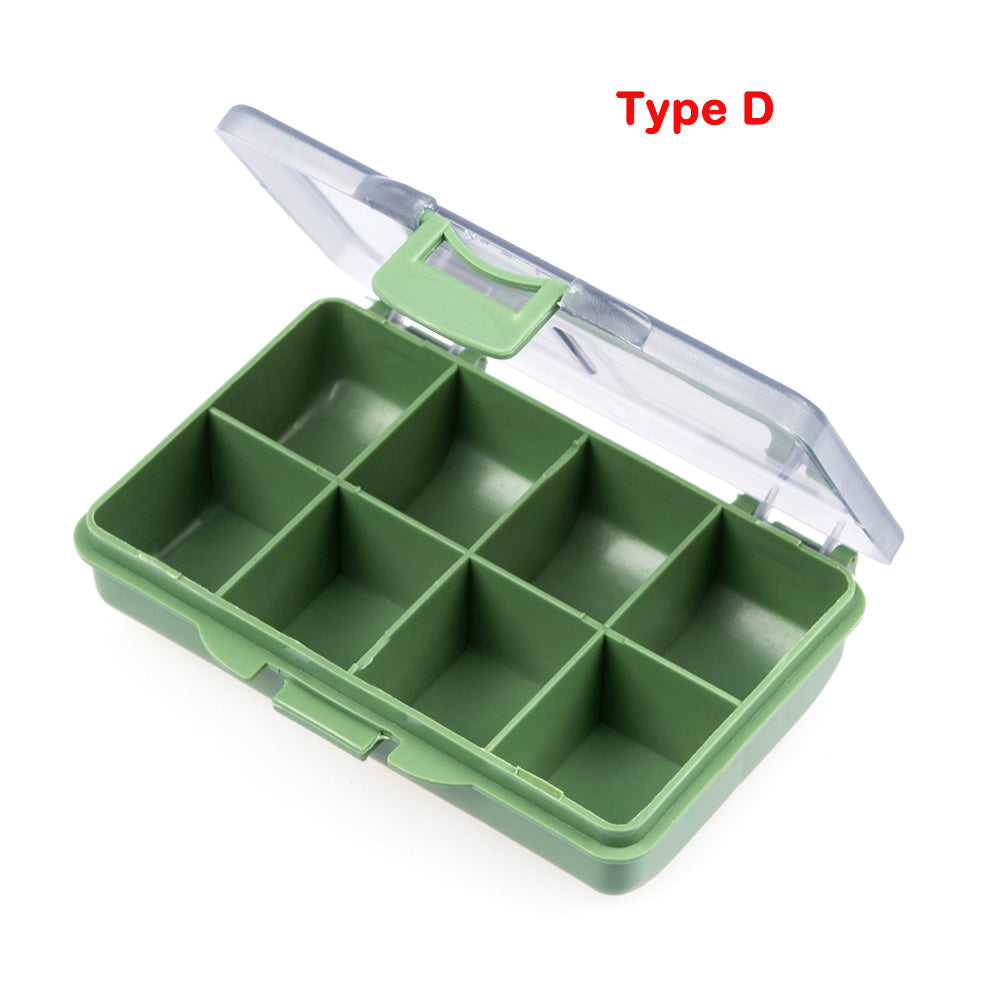 New 14 Compartments Fishing Tackle Box