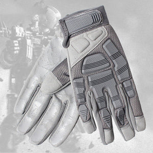 Outdoor Sports Tactical Gloves Non-slip Rubber Protection