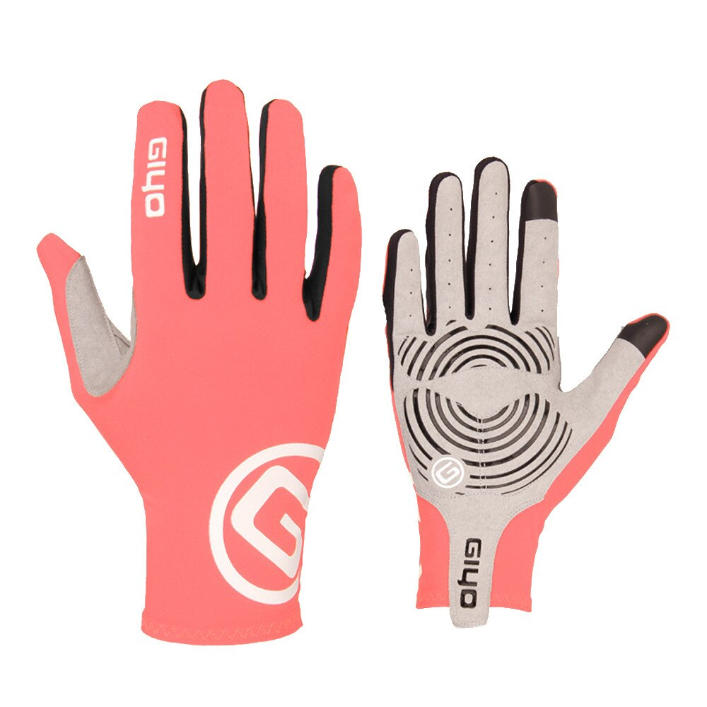 Touch Screen Anti-slip GIYO Breathable Cycling Gloves Sliding Screen