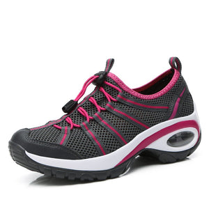Mesh Sport Comfortable Lightweight Breathable Tennis Shoes