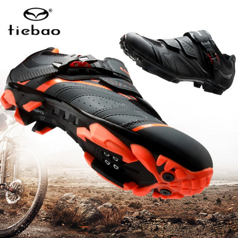 Self-Locking superstar original Bicycle Shoes