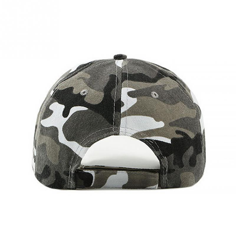 Men's Woman Camo Baseball Cap Adjustable