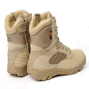 High Quality Military Tactical Hiking Boots