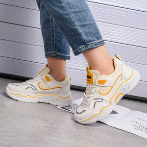 Women Trainers New Chunky Sneakers D30
