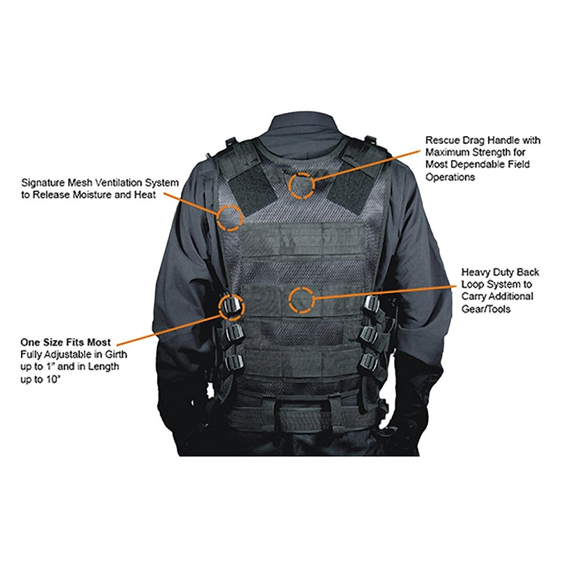Army Tactical Equipment Vest