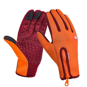 Unisex Touchscreen Winter Cycling,  Bike, Ski, Gloves