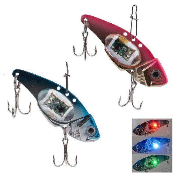 Deepwater Fishing LED Fish Lure