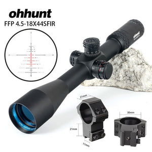 ohhunt FFP 4.5-18X44 SFIR Riflescopes