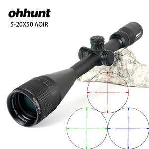 ohhunt 5-20X50 Hunting Riflescopes
