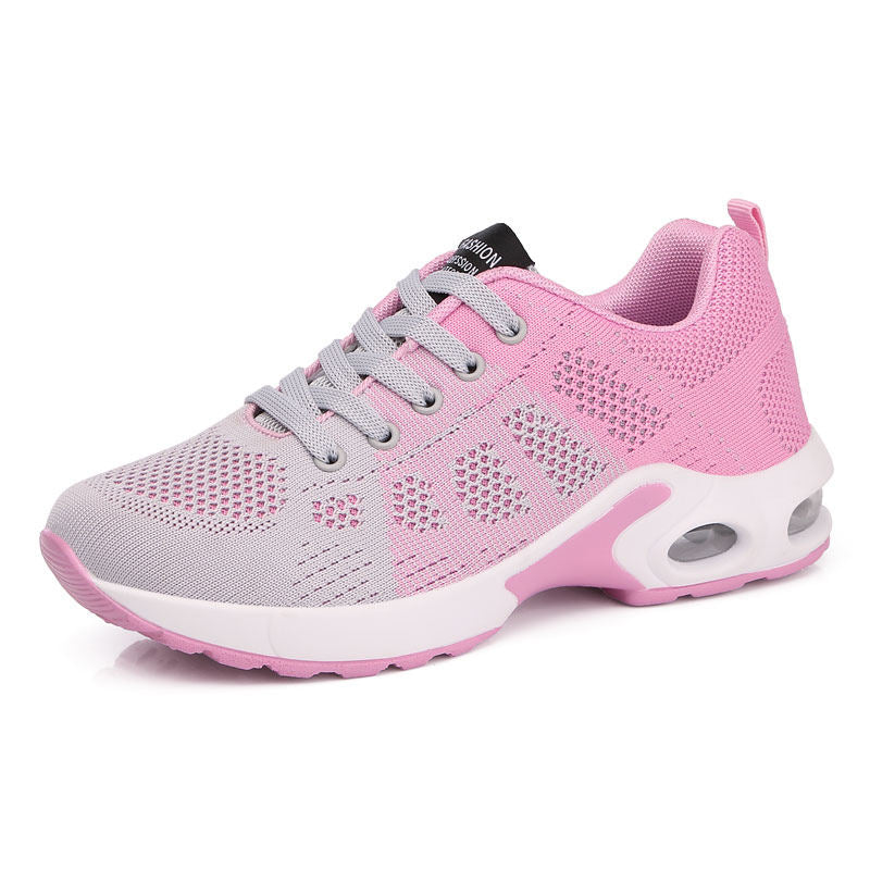 Womens Outdoor Sport Running brand Jogging Light Sneakers