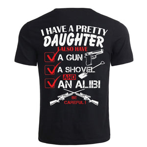 Funny T-Shirt Gift For Daddy