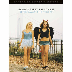 Send Away The Tigers (10 Year Collectors CD/DVD Bookset)