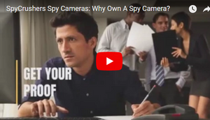 Why Own A Spy Camera