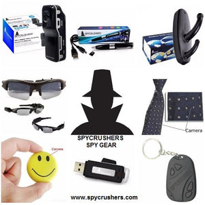 Wearable Spy Gadget Considerations