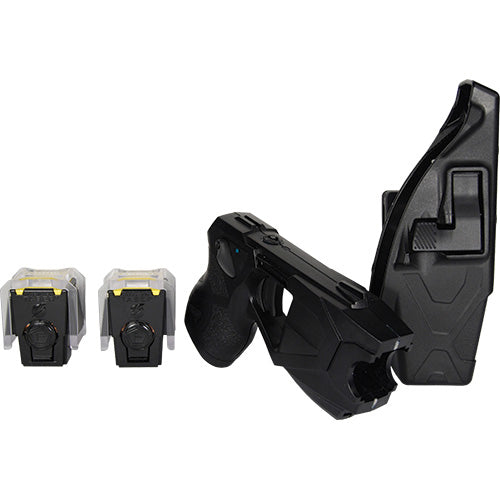 Taser X26P Black with Laser, LED, 2 Live Cartridges, Performance Power Magazine(battery pack), Target.