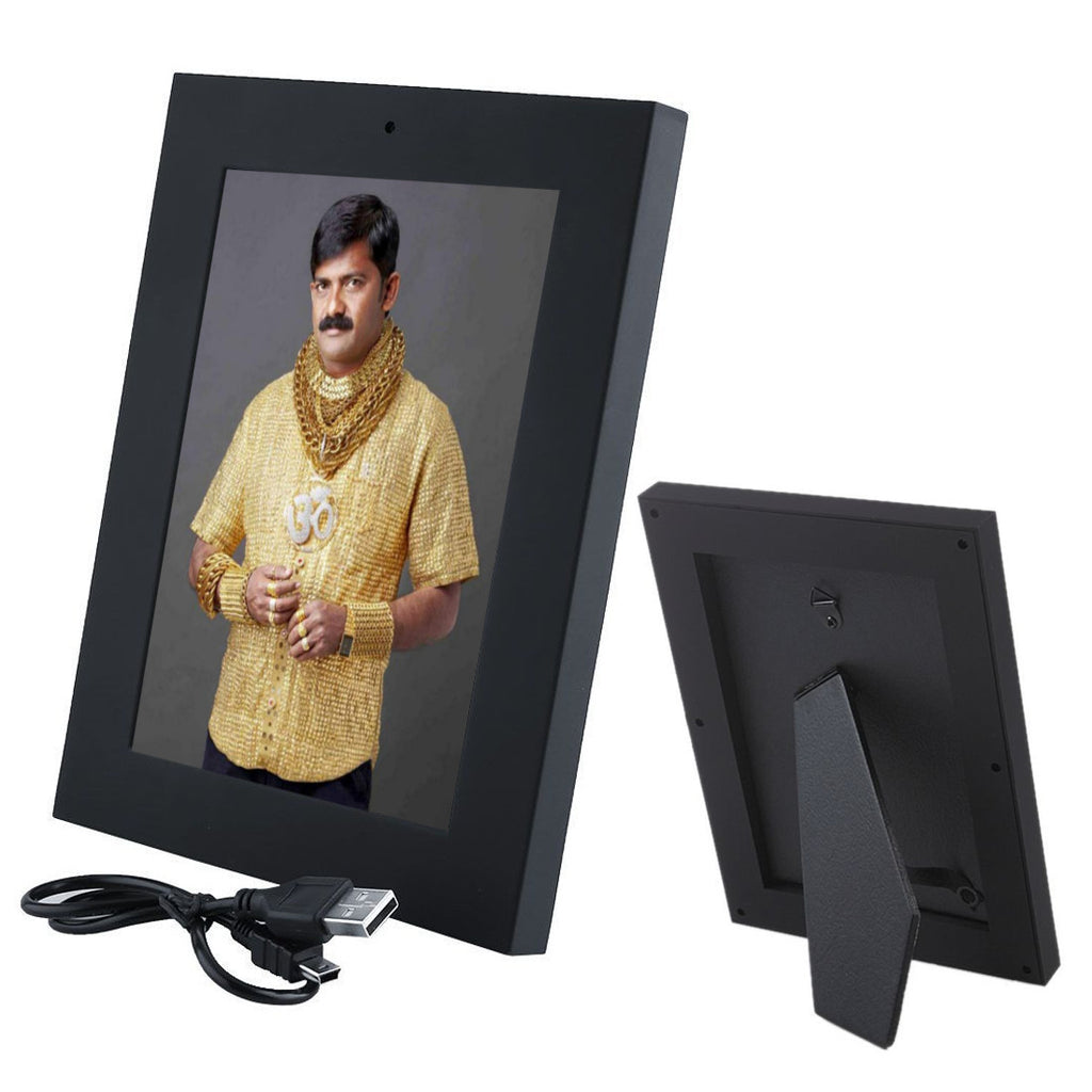Spy Camera Photo Frame – SpyCrushers