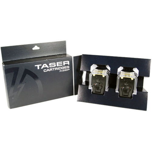 Taser 2 Pack Live Replacement Cartridge