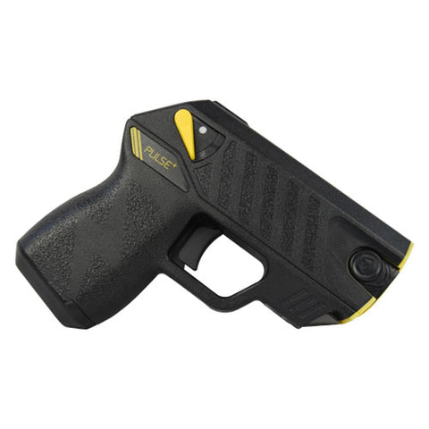Taser Pulse Plus with laser, LED, 2 live cartridges