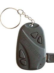 Spycrushers 808 Car Keys Micro Camera