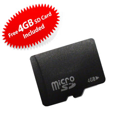 SpyCrushers 4GB Micro SD Card