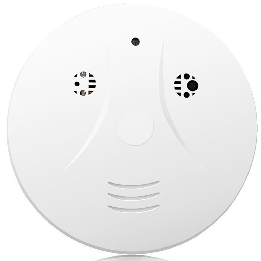 Smoke Detector Spy Camera & DVR