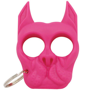 Brutus Self Defense Key Chain Pink Color
