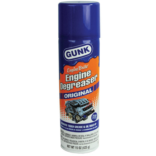 Engine Degreaser Diversion Safe