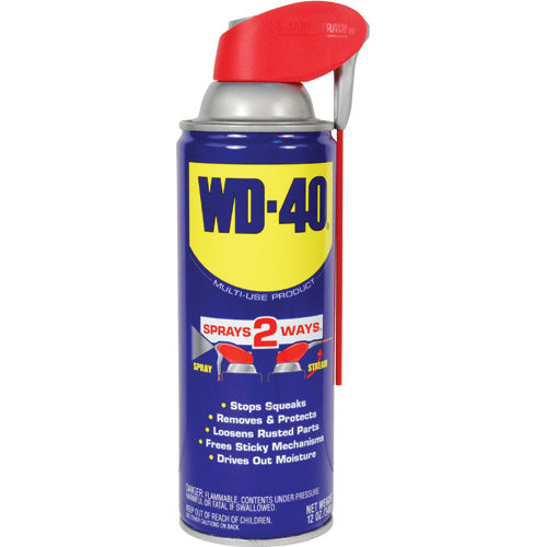 WD-40 Multi-Use Lube Diversion Safe