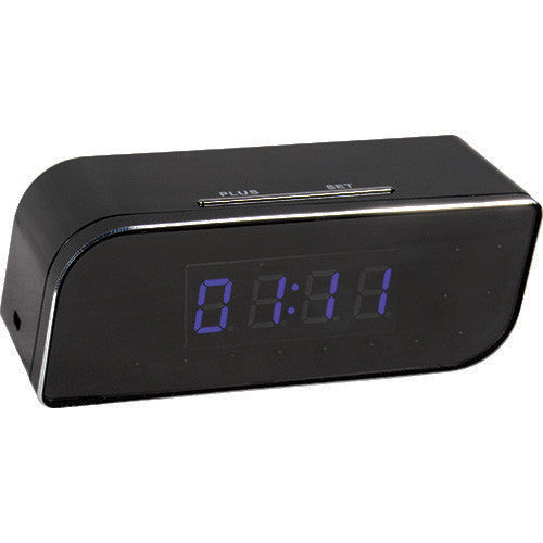 P2P Wifi HD Clock Camera
