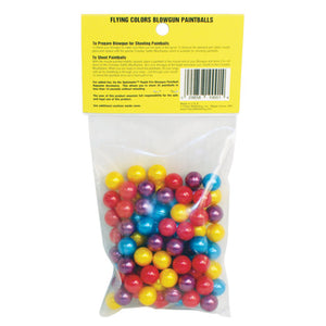 Paintballs - 100 pack