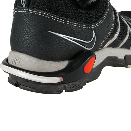 Safe Steps LED Clip On Shoe Lights for Runners Red