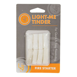 Light-Me Tinder, 8-pk