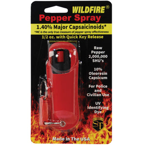 WildFire 1.4% 1/2oz Halo Holster Red