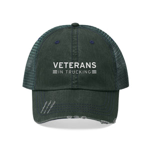 ViT Distressed Hat