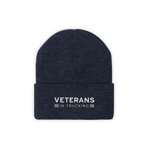 ViT Knit Beanie - 5 Colors