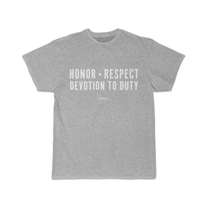 Coast Guard Core Values Tee