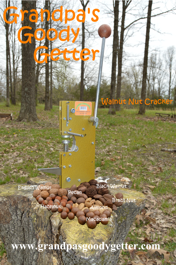 Black Walnut Cracker