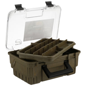 Plano Archery Box Storage Lift Out Tray Adjustable Compartments Camouflage New