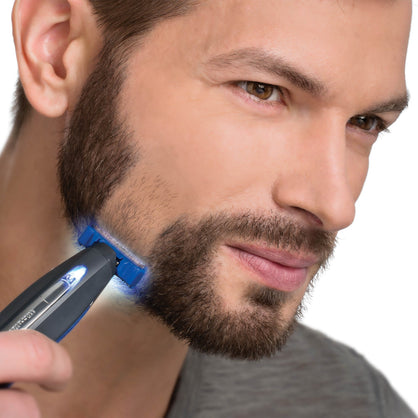 MicroTouch Rechargeable Electric Shaver Beard Trimmer Lithium Ion Battery New