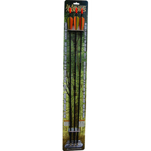 Barnett Archery Arrows Kids Bows 3 Pack Camouflage Outdoor Shooting Sports New