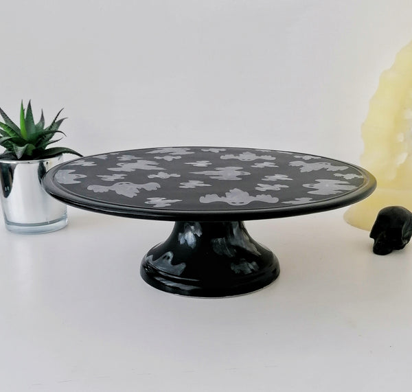 Ghost Cake Stand