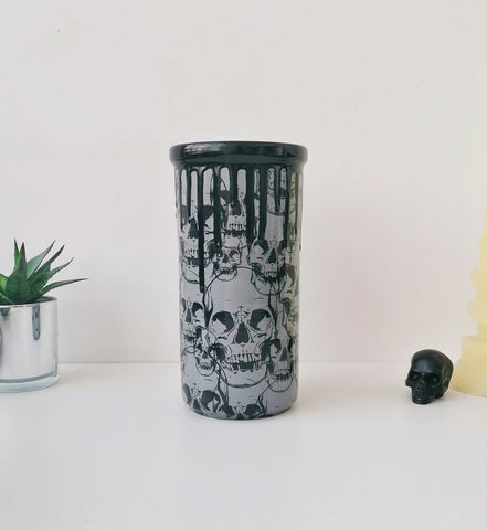Grey Skull Wine Cooler