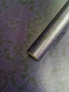 Purple Skull Wallpaper roll 60cm x 300cm