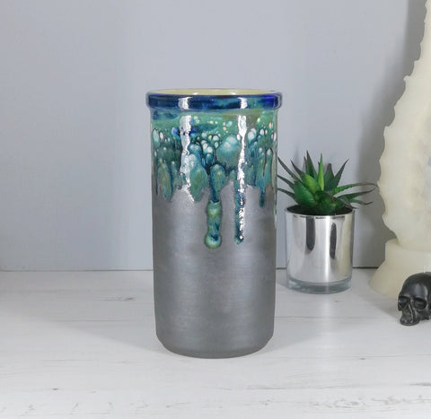 Crystal Glaze Wine Cooler