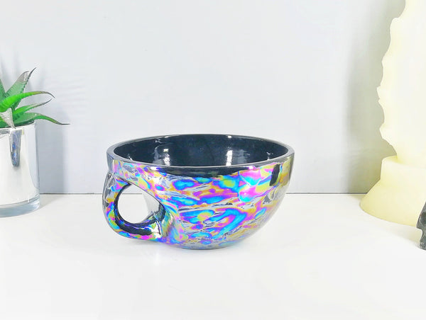 Oil Slick Snug Bowl
