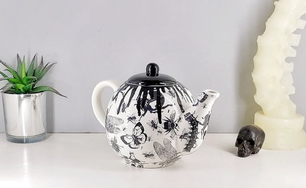 Large Bug Teapot
